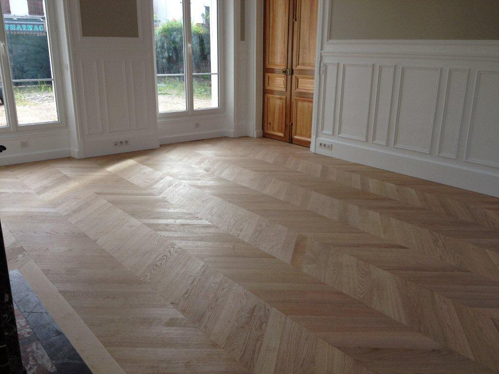Hongaarse Punt Vloer : Hongaarse punt eiken houten vloer amsterdam timber wooden